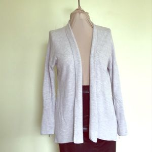 Open front cardigan by Banana Republic